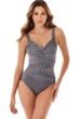 Miraclesuit Perla Mesh Madero One Piece Swimsuit