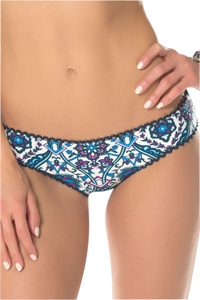 Becca by Rebecca Virtue Inspired Reversible Hipster Bikini Bottom