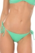 Becca by Rebecca Virtue Color Code Seaglass Tie Side Hipster Bikini Bottom