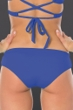 Becca by Rebecca Virtue Color Code Keyhole Hipster Bikini Bottom