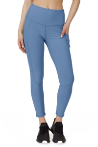 X by Gottex Blue Point Becky Ankle Legging with Pockets