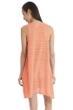 Jordan Taylor Belize Coral V-Neck Handkerchief Dress