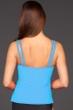 Miraclesuit Turquoise Avalon Tankini Top