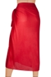 Miraclesuit Solid Red Pareo