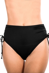 Miraclesuit Black Side Tie Tankini Bottom