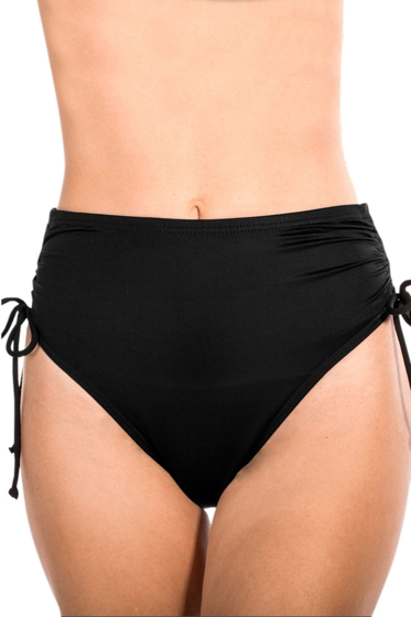 Miraclesuit Black Side Tie Tankini Bottom