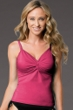 Miraclesuit Berry D-Cup Roswell Underwire Tankini Top