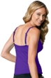 Miraclesuit Iris D-Cup Roswell Underwire Tankini Top