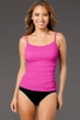 Miraclesuit Fuchsia DD-Cup SoFaux Underwire One Piece Swimsuit