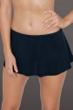 Profile by Gottex Black Tutti Fruti Swim Skirt