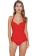 Profile by Gottex Starlet D-Cup Underwire Halter Tankini Top