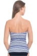 Profile by Gottex Ixtapa Bandeau Tankini Top