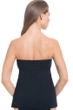 Profile by Gottex Some Like It Hot Bandeau Fly Away Tankini Top