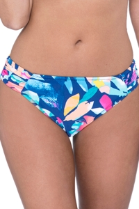 Profile by Gottex Bermuda Breeze Side Tab Hipster Bikini Bottom