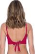 Profile by Gottex Moto Ruby Banded Bikini Top
