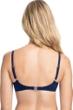 Profile by Gottex Tutti Frutti Navy F-Cup Push Up Underwire Bikini Top