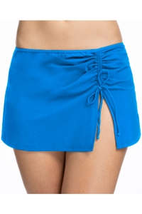 Profile by Gottex Tutti Frutti Side Slit Cinch Swim Skirt