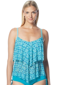 Beach House Hilton Head Sara Mesh Tiered Tankini Top