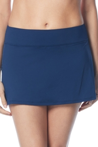Beach House Navy Emma Swim Skort