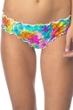 Hobie Fleur To Love Ruffle Hipster Bikini Bottom