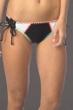 Hobie Keep The Piece Lace Up Hipster Bikini Bottom