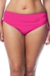 Beach House Berry Plus Size Hayden Adjustable Side Tie Brief