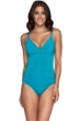 JETS Australia Jetset DD/E Underwire V-Neck One Piece Swimsuit