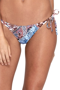 JETS Australia Cheeky Loop Tie Side Bikini Bottom