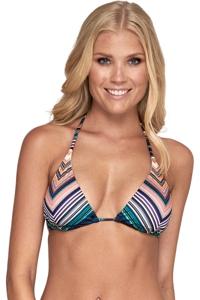 Jets by Jessika Allen Triangle Bikini Top