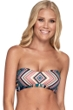 JETS Australia Spectrum Bandeau Bikini Top