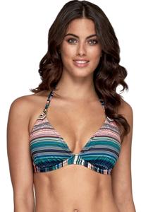 JETS Australia Spectrum DD/E Cup Underwire V-Neck Bikini Top
