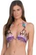 Kenneth Cole Miss Mojave Halter Bikini Top