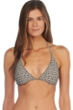 Kenneth Cole Tribal Beat Reversible Triangle Bikini Top