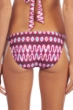 Kenneth Cole Berry Ikat in the Act Side Tie Bikini Bottom