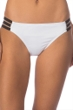 Kenneth Cole New York Stompin Stilettos Sporty Hipster Bikini Bottom