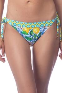 La Blanca Limoncello Tie Side Bikini Bottom