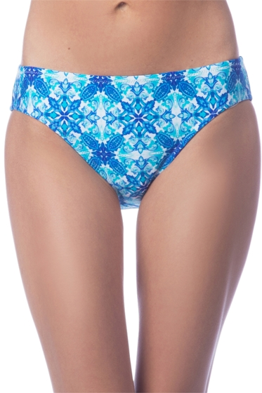 La Blanca True Blue Reversible Tankini Bottom