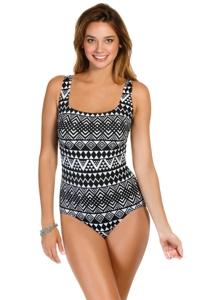 Longitude Nazca Double X-Back One Piece Swimsuit