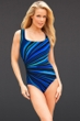 Longitude Aqua Zenon One Piece Swimsuit
