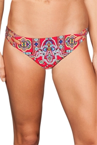 Nanette Lepore Pretty Tough Moderate Bikini Bottom