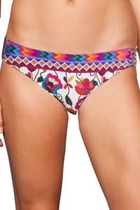 Nanette Lepore Antigua Strappy Moderate Bikini Bottom