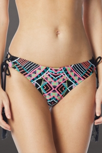 Coco Rave All Tied Up Cheeky Bikini Bottom