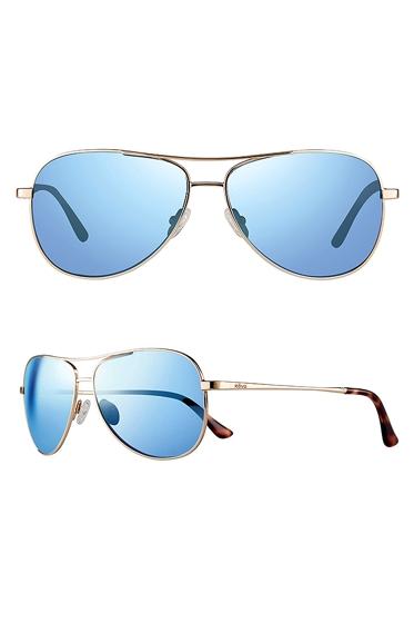 Revo Lifestyle Women's Aviator Relay Sunglasses