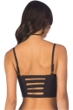 Kenneth Cole Dream Weaver Underwire Bustier Bikini Top