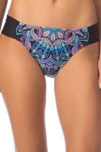Kenneth Cole Dream Weaver Side Shirred Hipster Bikini Bottom