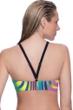 Profile Sport by Gottex Eclipse High Neck V-Back Bikini Top