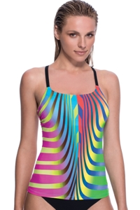 Profile Sport by Gottex Eclipse X-Back Tankini Top