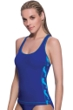 Profile Sport by Gottex DNA Indigo Y-Back Tankini Top