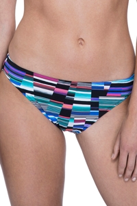 Free Sport In Tune Red 2 Inch Hipster Bikini Bottom