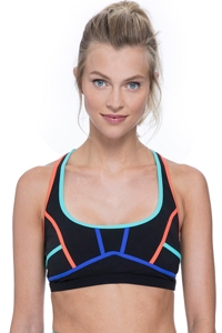 Free Sport Make Your Mark Y-Back Bikini Top